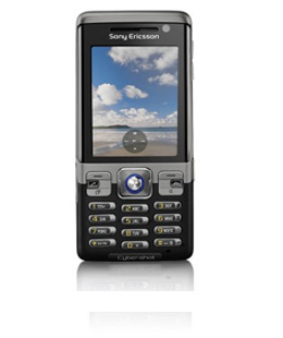 SonyEricsson C702 Speed Black
